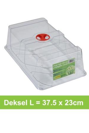 Hoge deksel L 37,5x23cm - G137