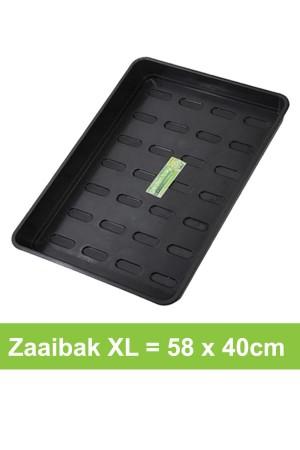 Zaaibak XL zonder gaten -...