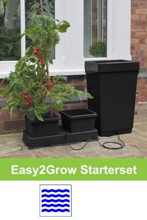 Easy2Grow zwart starterset...