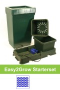 Easy2Grow starterset black automatic irrigation