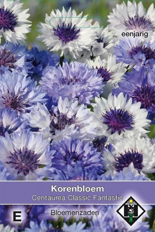 Classic Fantastic Centaurea Cornflowers seeds