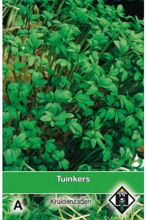 Tuinkers zaden kleinverpakking