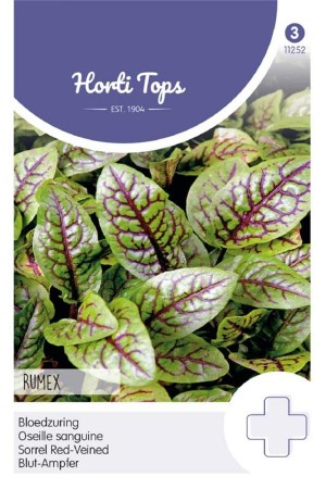 Red Veined Sorrel seeds
