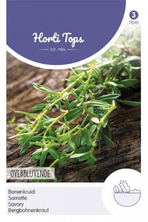 Meerjarig Bonenkruid - Winterbonenkruid zaden