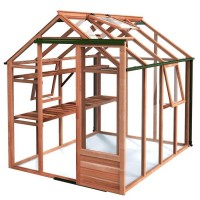 Classic - Garden Greenhouses - Sow & Grow Outside