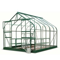 Supreme - Garden Greenhouses - Sow & Grow Outside