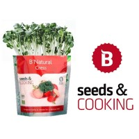 B-Natural Seeds & Cooking -   Organic Seeds