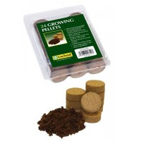 Compost tablets - Sowing Accessories Sow  Grow • Tuinzaden.eu